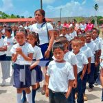 nicaragua, bilwi, mined, inauguracion, escuela, litoral norte,