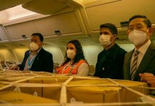 bolivia, recibimiento, dosis, vacuna china, sinopharm, gobierno,