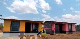 viviendas, leon, familias beneficiadas, nicaragua,