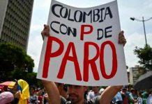 colombia, comite nacional de paro, ivan duque, protestas,