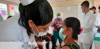 COVID-19, vacunacion, MINSA, Nicaragua,