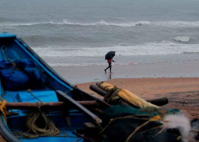india, bangladesh, preparacion, llegada, ciclón, yaas,