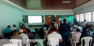 Nicaragua, Diriamba, Sinapred, plan invierno seguro 2021,