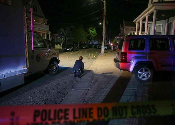 Estados unidos, Rhode Island, tiroteo, heridos,