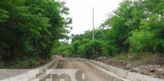 nicaragua, San juan de Limay, vías de acceso, familias,