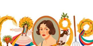 tendencia, google, homenaje, pintora, zofia stryjenska, doodle,