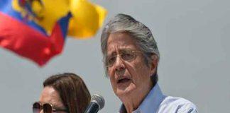 ecuador, presidente, guillermo lazo, toma de posesion, asamblea nacional,