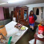 mexico, inundaciones, valle de mexico, fuertes lluvias,