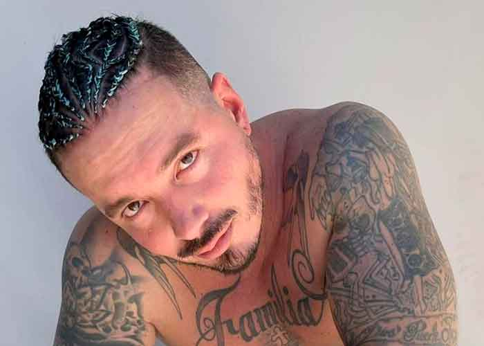 J Balvin celebró su cumpleaños con un nuevo cambio de look   TN8.tv  Nicaragua