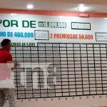 Nicaragua, managua, lotería nacional , billete ganador,
