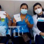 nicaragua, madriz, segunda dosis, vacuna, covid19,