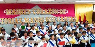 Educaciòn, MINED, coro, Nicaragua, Matagalpa,
