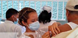 nicaragua, jinotega, minsa, jornada de vacunación,
