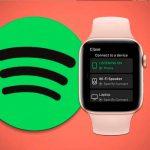 Tecnología, Spotify, Apple Watch, músicas,