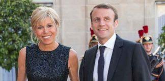 francia, presidente, primera dama, vacunacion, covid,