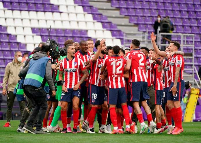 atlético, madrid, fútbol, liga, española