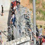 espana, cierre de fronteras, marruecos, policia, migracion, ceuta,