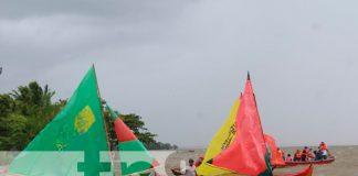 Competencia, veleros, Mayo ya, Bluefields, nicaragua,