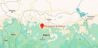 nigeria, ocho muertos, jefe, ejercito, caida, avion militar,