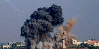 gaza, israel, muertos, cifras, ascenso, ataque, bombardeos,
