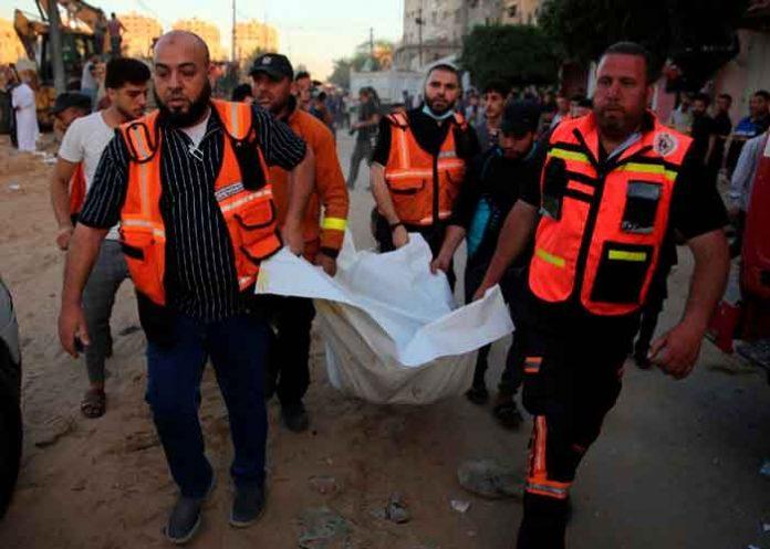 gaza, bombardeos, muertos, aumento, israel, ministerio de salud,