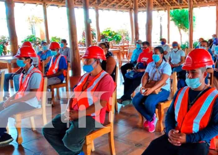 nicaragua, nandaime, plan invierno seguro 2021, Comupred,