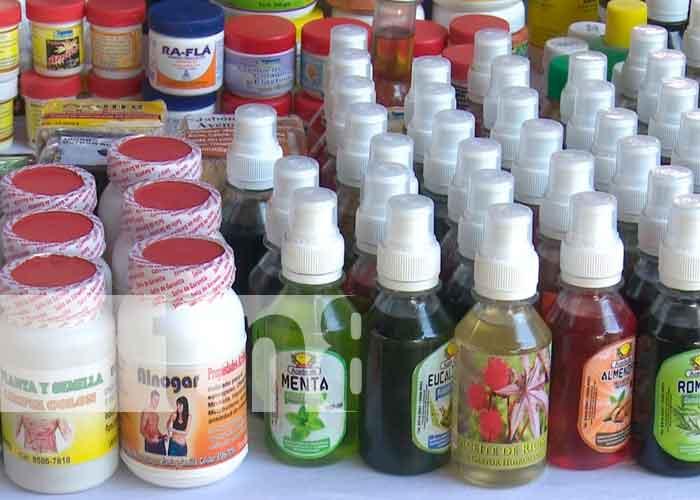 nicaragua, parque de ferias, mefcca, emprendimientos, productores, medicina natural,