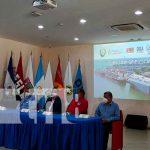 nicaragua, capacitacion, empresa portuaria, comisión de transporte maritimo,