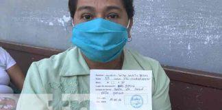nicaragua, isla de ometepe, jornada de vacunacion, covid-19,