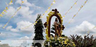 nicaragua, rio san juan, celebracion, santo patrono, san jose obrero,