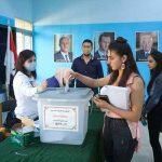 siria, elecciones, inicio, presidente, colegios electorales, mandatario