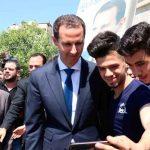 siria, presidente, bashar al assad, reeleccion,