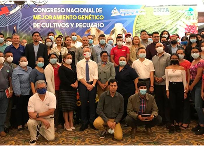 Taiwán, INTA, Congreso, Nicaragua,