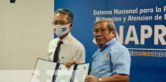 nicaragua, Taiwán, donacion, sinapred, gobiernos, fondo de emergencia,
