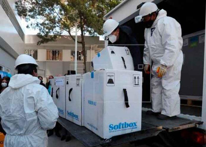 bolivia, lote de vacunas, sinopharm, cargamento, autoridades, presidente,