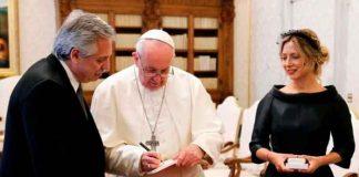 argentina, vaticano, visita, presidente, papa, reunion,