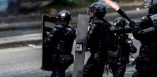 colombia, abuso policial, violencia, casos, registro, autoridades,