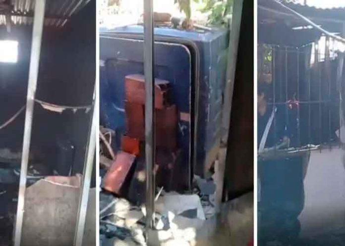 argentina, el talar, denuncia, violacion, prende fuego, violencia, amenazas,
