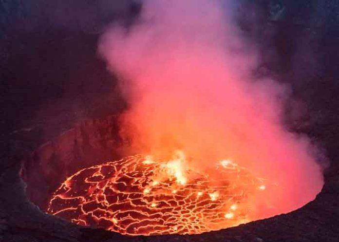 republica democratica del congo, temblor, tierra, erupcion, volcan nyiragongo,