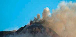alaska, declaracion, alerta roja, erupcion, volcan gran sitkin,
