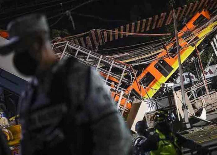 mexico, accidente, metro, investigacion,