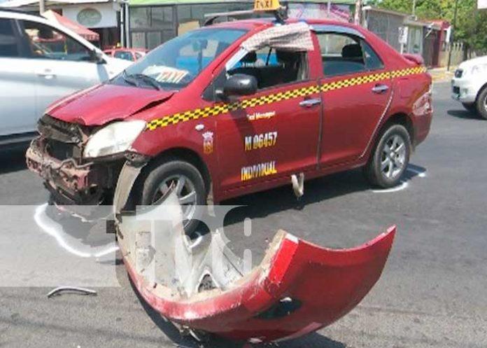 nicaragua, accidentes de transito, percance vial,
