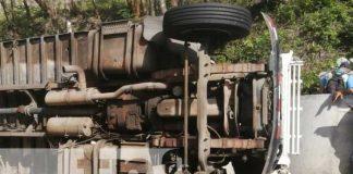 nicaragua, camion, accidente, boaco, rio blanco,