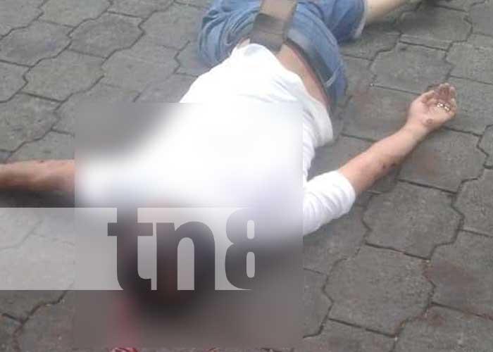 nicaragua, accidente, ometepe, muerto, caballo,