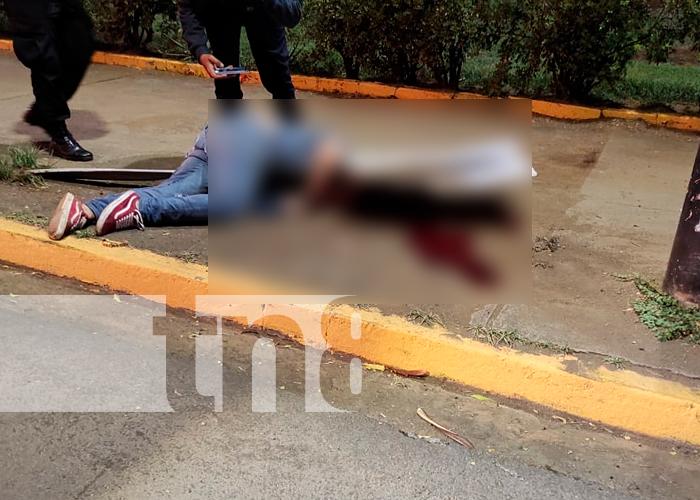 accidente, policia nacional, suceso, nicaragua,