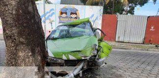 nicaragua, accidentes, cantidad, policia, reporte,