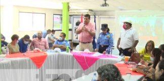 nicaragua, matagalpa, accidentes, prevencion, policia,