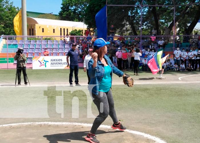alcaldía, béisbol, inauguración, nicaragua,