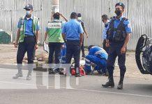 nicaragua, muerto, altamira, policia,