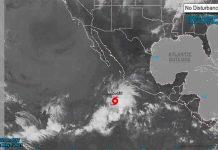 mexico, tormenta tropical andres, meteorologia, lluvias,